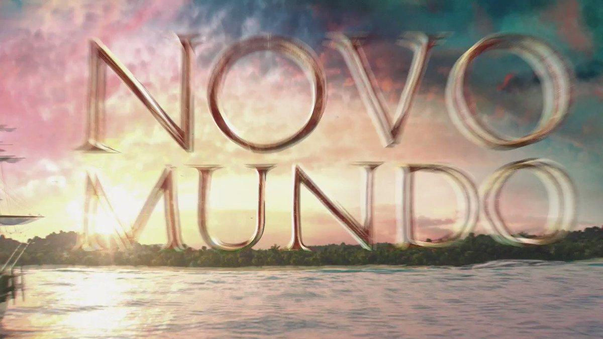 Depois da Ritinha, Leopoldina! 👧💖 #NovoMundo