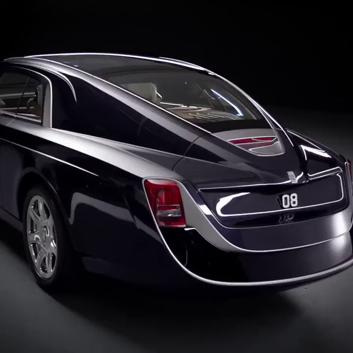 this 13m rolls royce could be the most expensive new car ever built. Black Bedroom Furniture Sets. Home Design Ideas
