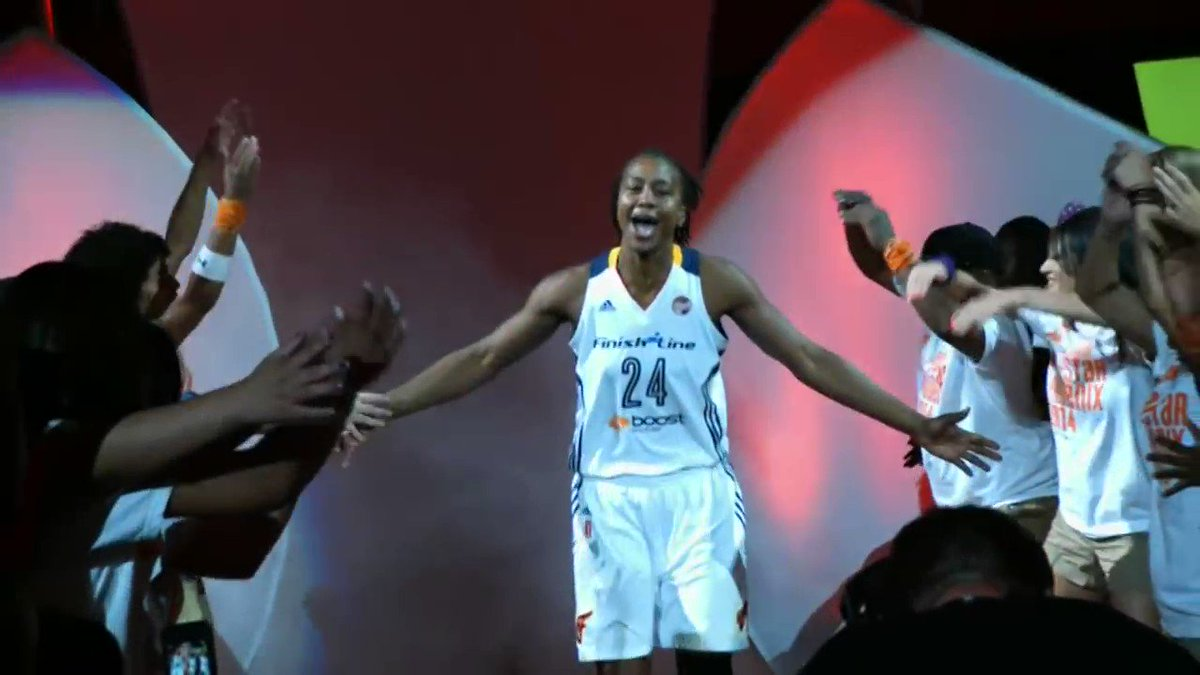 Tamika Catchings is one of the greatest this game has ever known. On #MotivationMonday, check out the BEST from @Catchin24 historic career! @adidasHoops