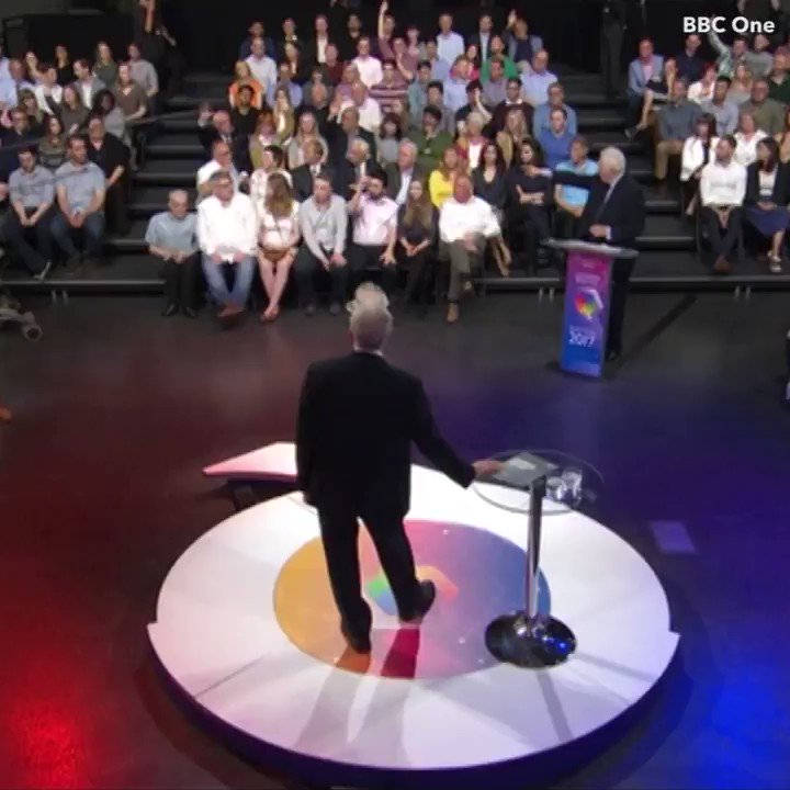 You're going to see this clip a lot over the next week. Corbyn just got skewered on Trident. #GE2017 #BBCQT