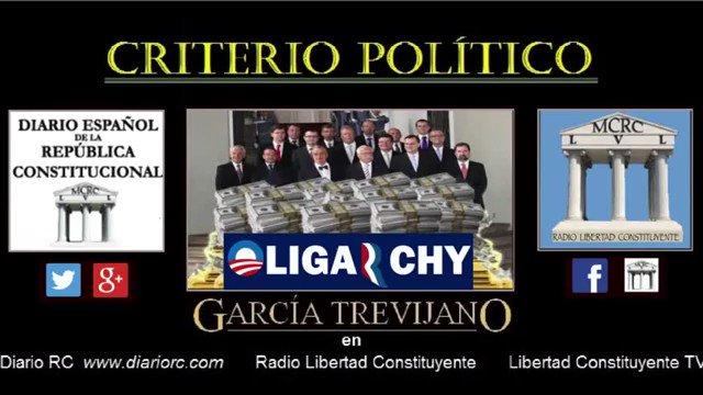 La oligarquía y los lobbies anulan la de...