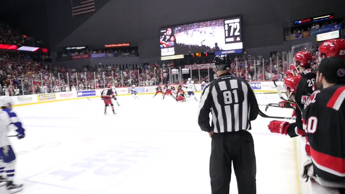 We are Calder Cup Champions!! #GoGRG https://t.co/x0zYVEcCXh