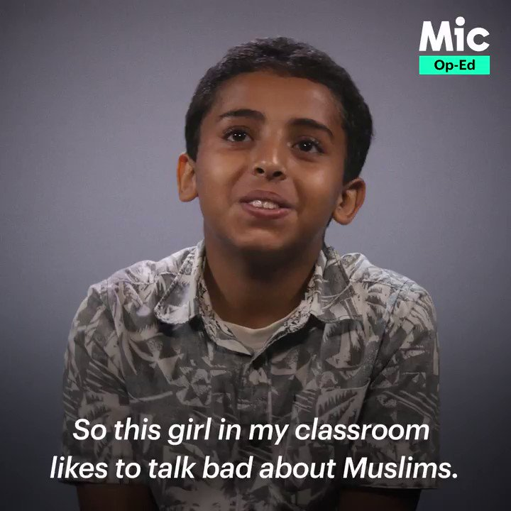 These Muslim-American kids explain to @Mic the Islamophobia they face every day — and what they wish people knew.