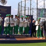 Champions Trophy Twitter Photo