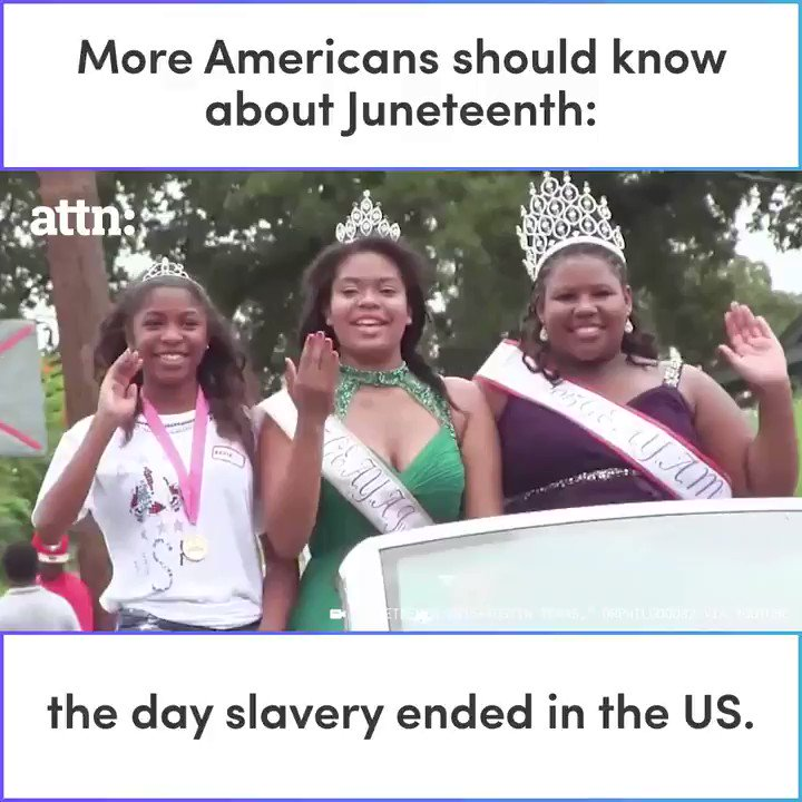 More Americans should know about Juneteenth.