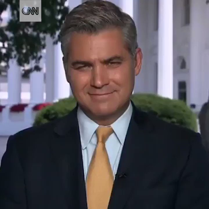 CNN's Jim Acosta unloads on the White House over off-camera briefings https://t.co/Rz2AuP24JL