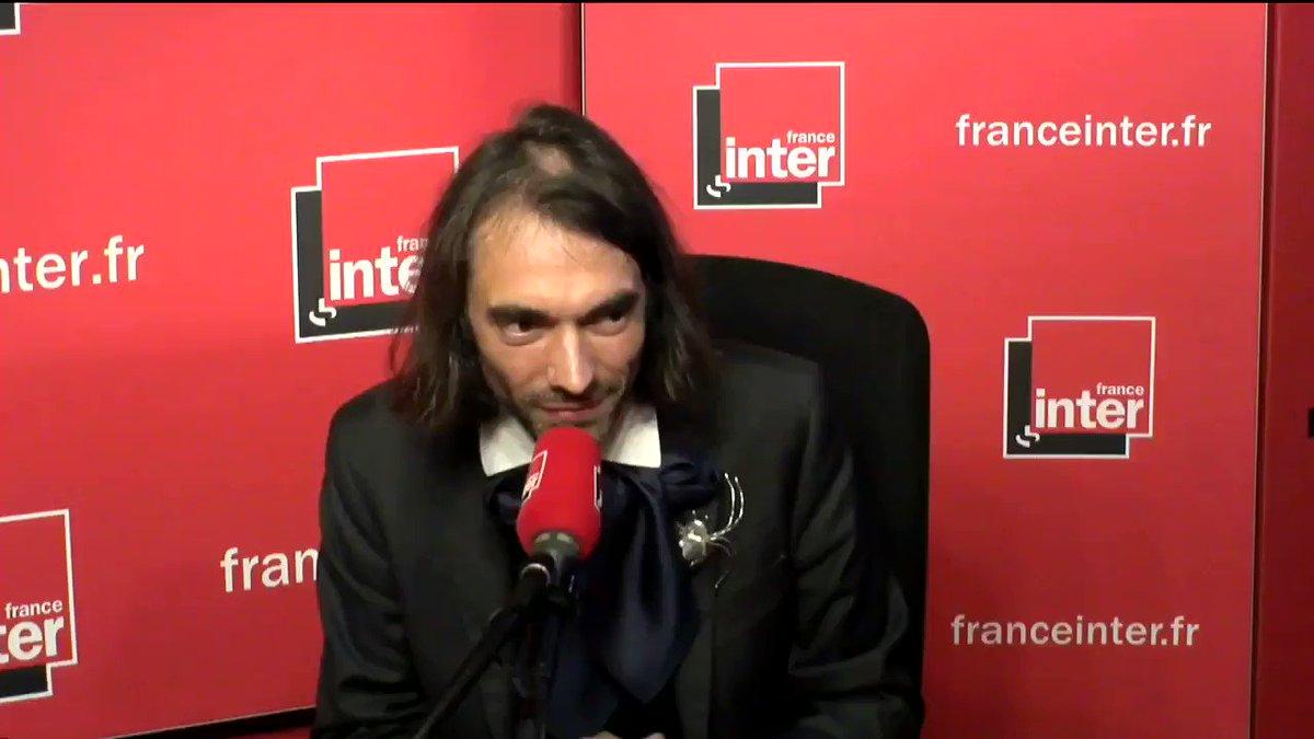REVOIR - @VillaniCedric sur @JLMelenchon : 'Quand je l'ai entendu, je me suis dit : Ô il abuse !' #le79Inter