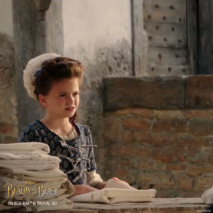 Share strength and kindness with others. #BeautyAndTheBeast