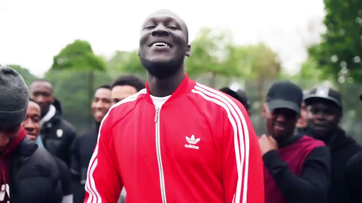 Let's not forget about the best collaboration of all-time. Stormzy ft...