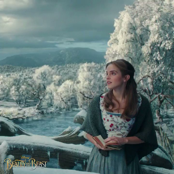 What's your next adventure? #BeautyAndTheBeast