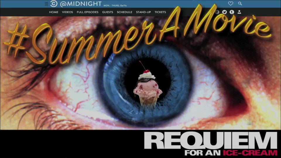 Put on your 3D sunglasses, tonight we're playing #SummerAMovie! Check...