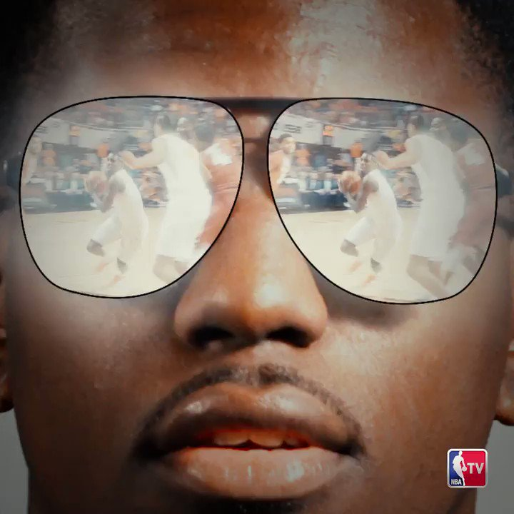 Jawun Evans is ready to take on the bright lights in the City of Angel...
