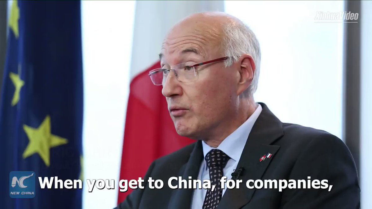 French consul general says Hong Kong's achievements in the past 20 years attract France #HKSAR20