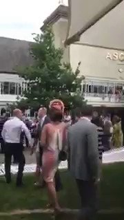 Royal Ascot featuring Leroy Jenkins...