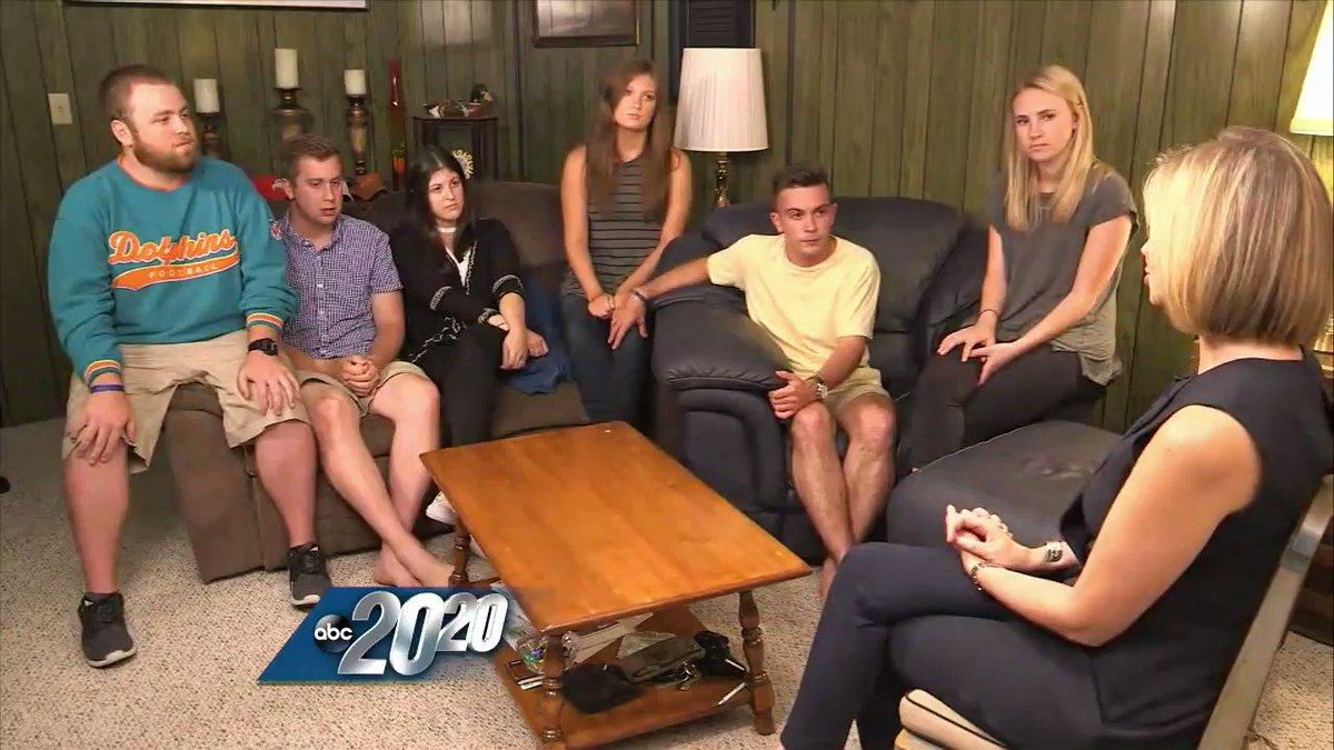 WATCH: Otto Warmbier's high school friends remember him #ABC2020 https...