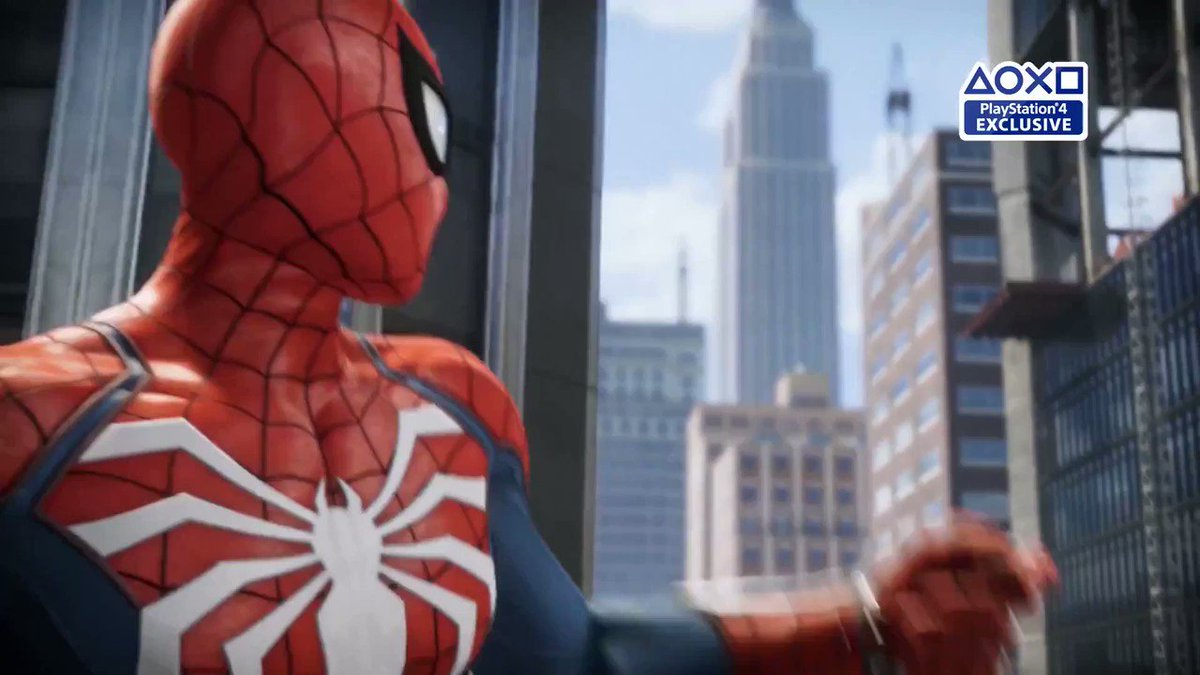 We saw a live play through of #SpiderMan at #E32017 and got some extra insight about the story.