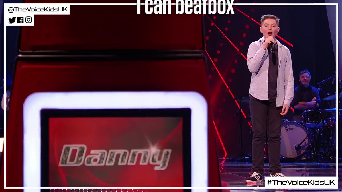 Yeah, whatever. We can *totally* beatbox like that too 👀 #TheVoiceKids...