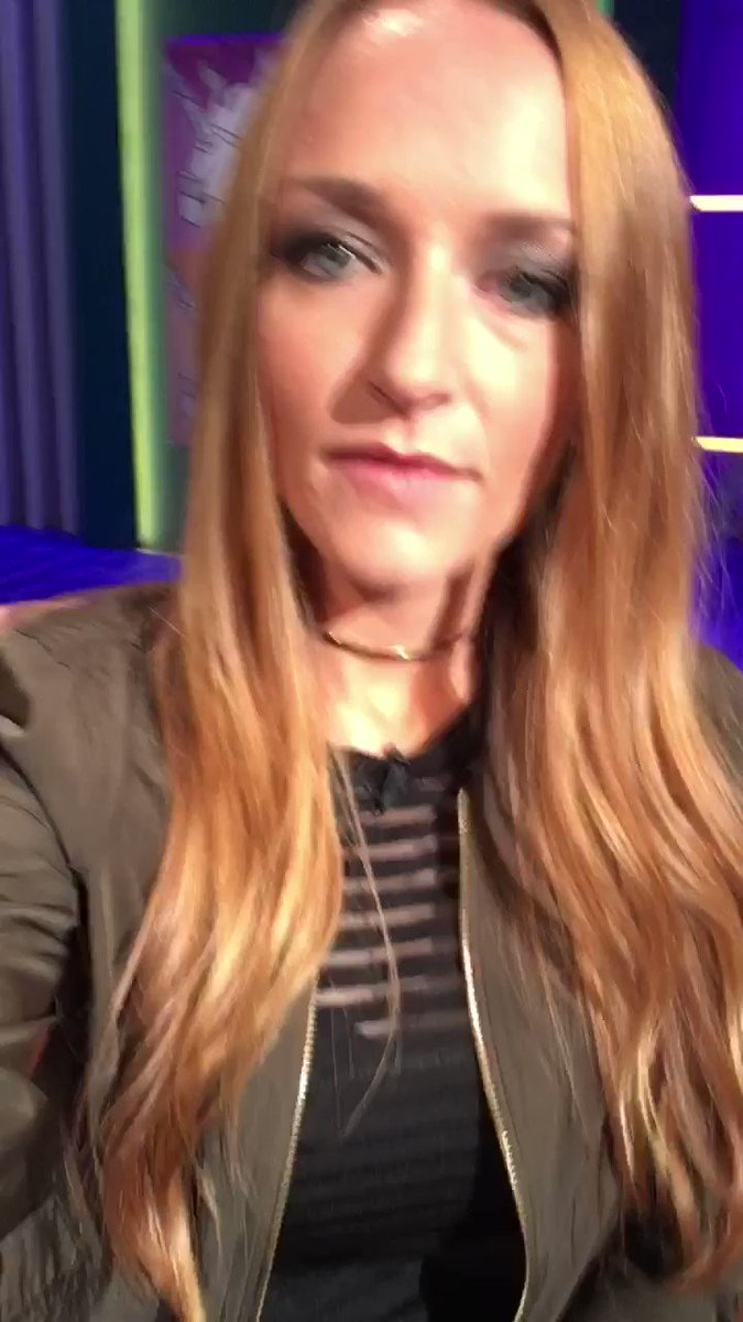 GUESS WHAT! @MaciBookout is taking over @MTV's snapchat in honor of th...