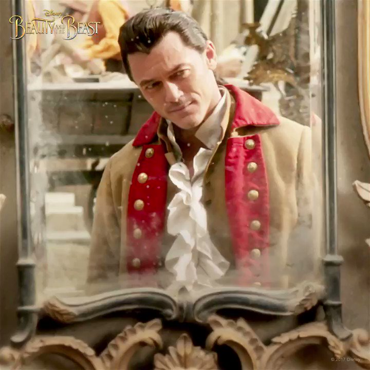 Oh, Gaston. #BeautyandTheBeast