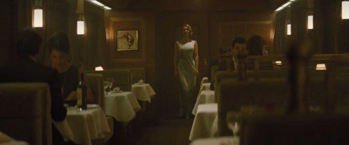 Happy Birthday Léa Seydoux! Léa played Dr Madeleine Swann in the daughter of Bond s old nemesis Mr White.
