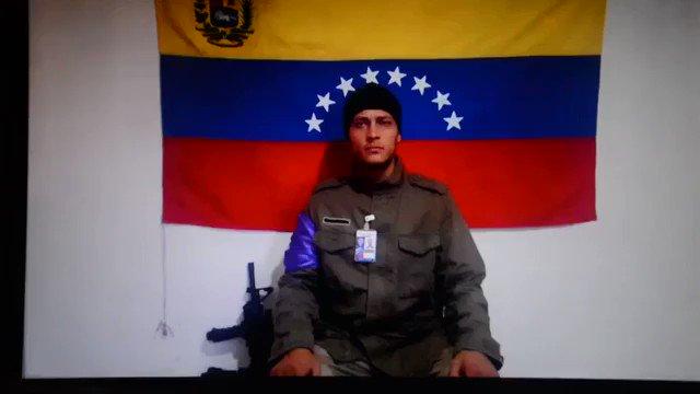 RT @EnkiVzla: Mensaje de Óscar Pérez para Venezuela #04Jul https://t.co/awiyxBoStW  89ª
