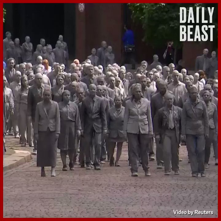 There are hordes of zombies descending on #G20. This is why. https://t.co/EMkKvRsg3C