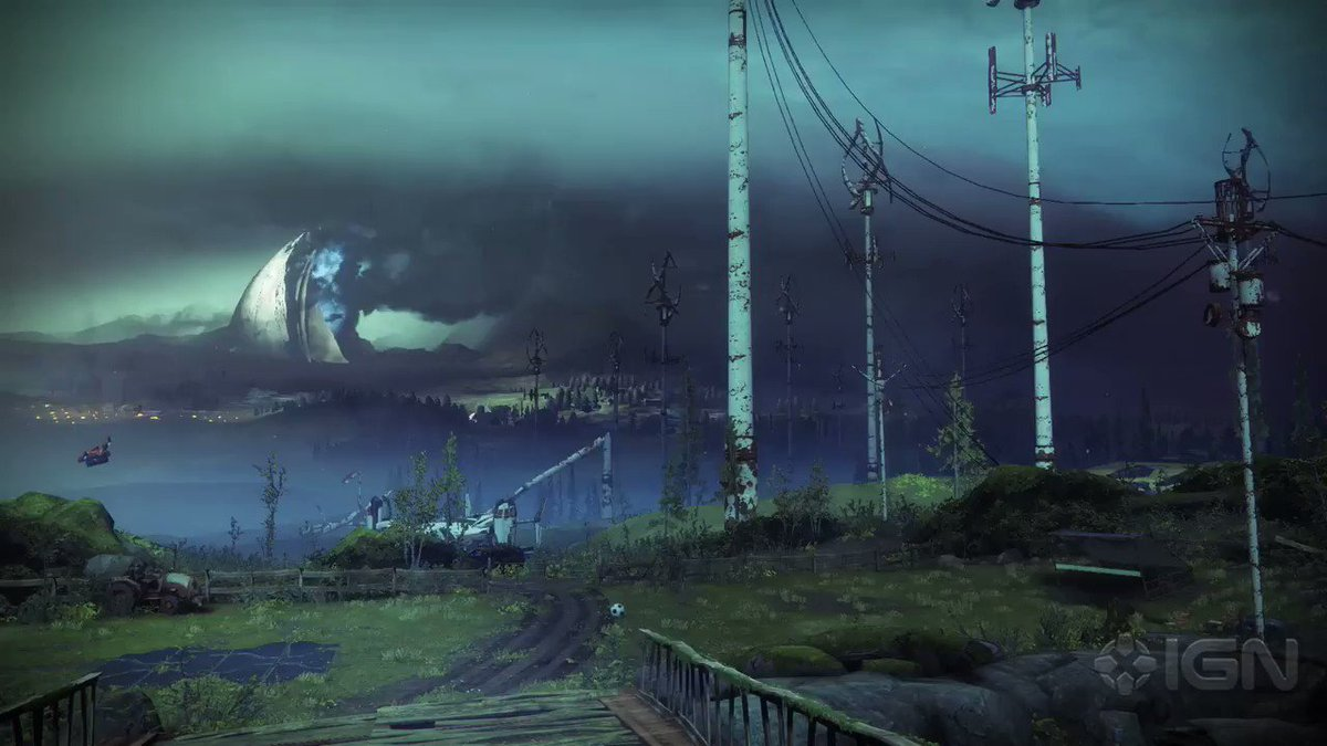 Bungie's Ryan Ebenger takes us on a tour of the new social space in #Destiny2 called The Farm. #IGNFirst