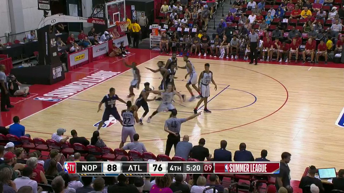 The best dunk of the 2017 NBA season already happened ... in Summer League
