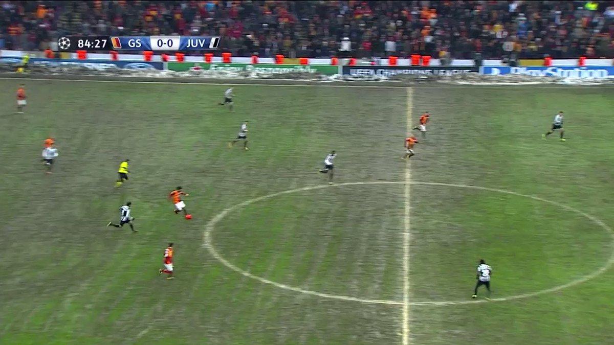 6 sene önce bugün Sneijder'in attığı golle Juventus'u saf dışı bırakmıştık, bugün ise PSG ile maçımız var. Belki tarih tekerrür eder.. Hayat, neden olmasın?