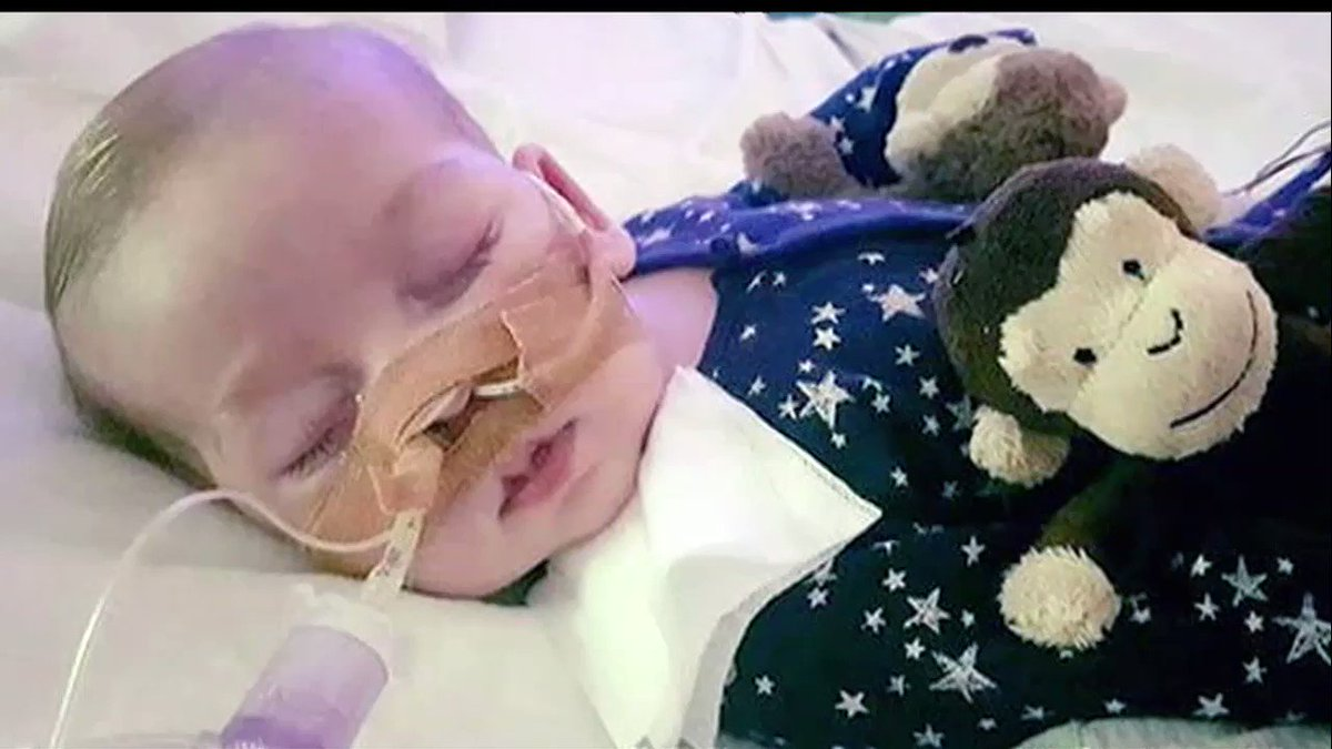 .@Nigel_Farage on Charlie Gard: 'I want to thank everybody in America for all the support they've given.'