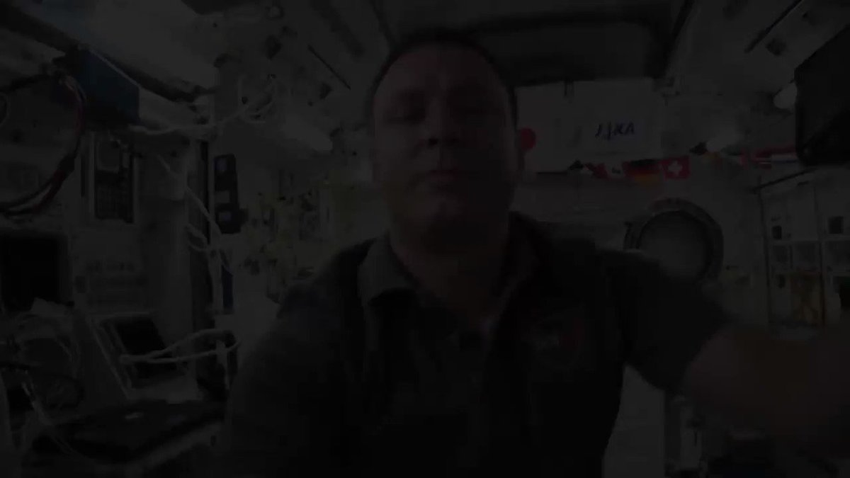No one knows @Space_Station better than the astronauts living & working there…take a speedy tour with @Astro2Fish: https://t.co/ye3gf69IYh