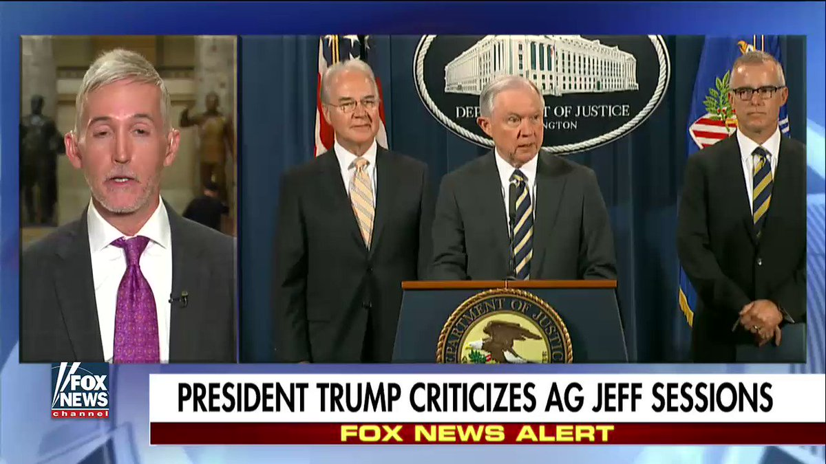 .@TGowdySC: 'I think Jeff Sessions made the right decision in recusing himself.' https://t.co/ml2GljT9pe https://t.co/Ca17nGLTSc