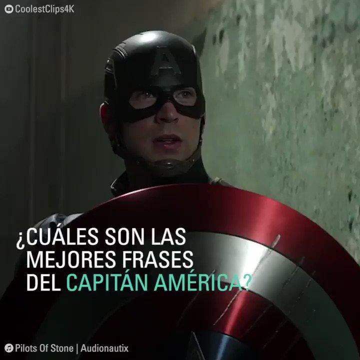 Capitán América Noticiastnt Mejores Frases Capitán América