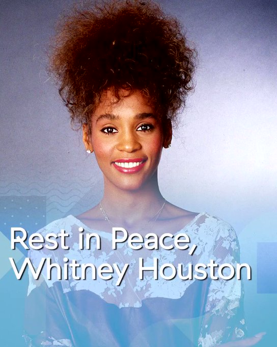 Bycycle: Whitney Houston still holds records that will never be broken. Happy birthday to the greatest voice of