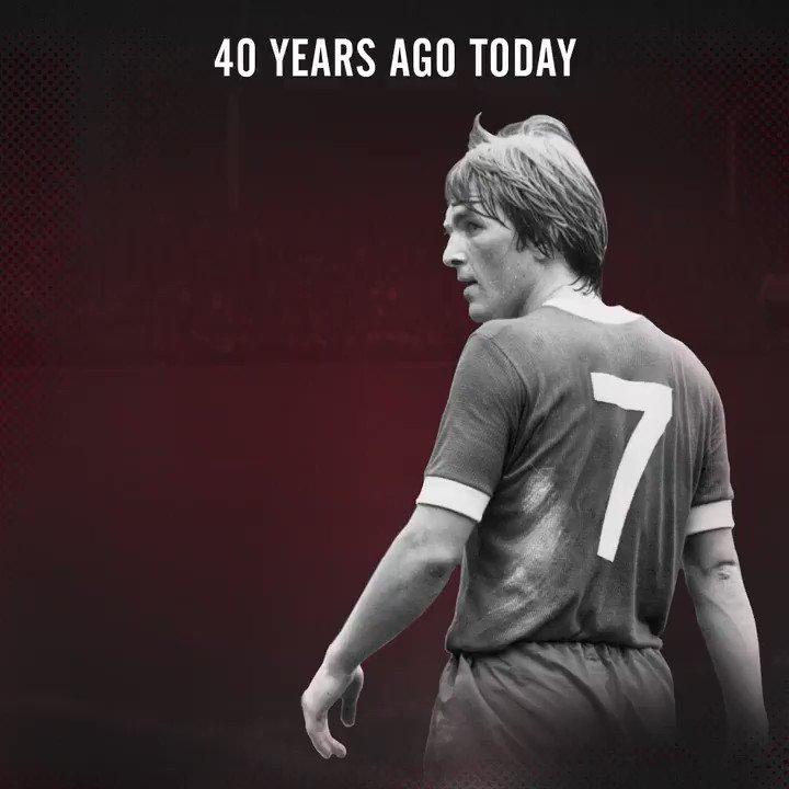 RT @LFC: Happy anniversary, King. 🔴 https://t.co/T3FvmOGRCi