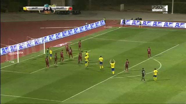 الفيصلي (1x0) النصر ، هدف السهلاوي ⚽️  h...