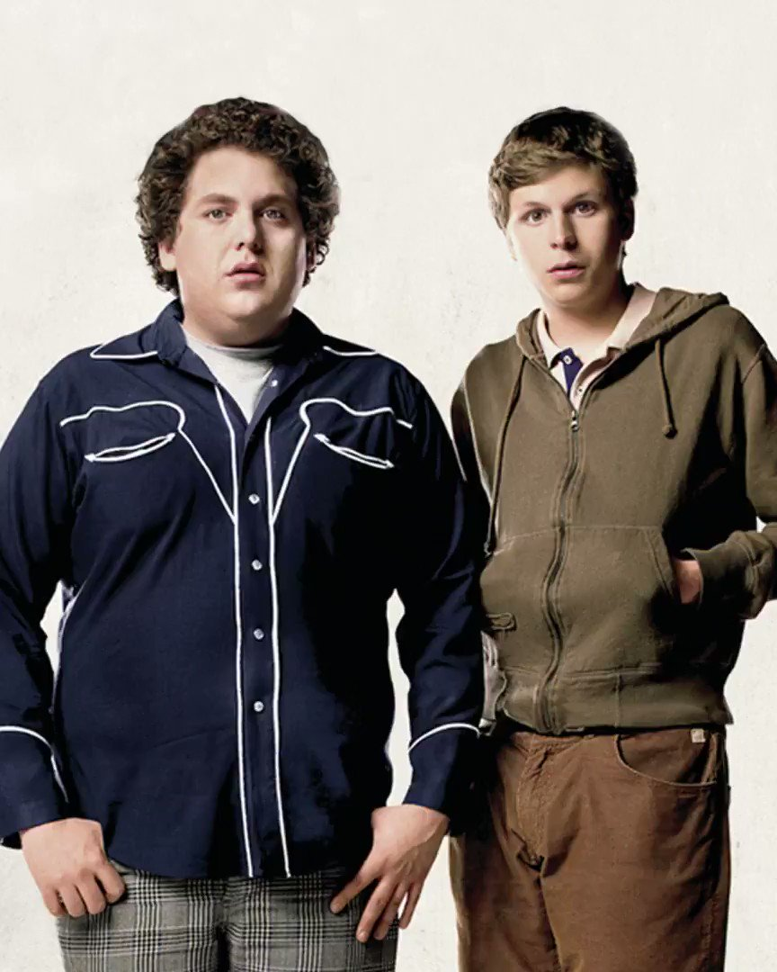 Superbad dropped 10 years ago and changed teen comedies forever. What'...