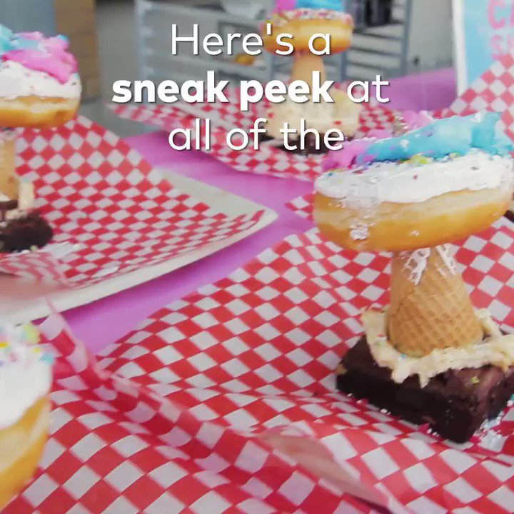 You're going to want to eat everything at @LetsGoToTheEX this year #CN...