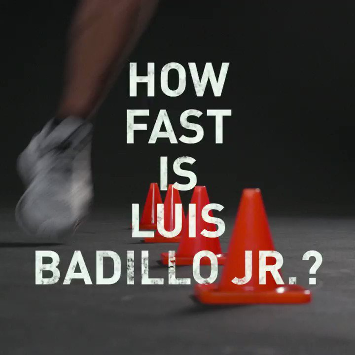 #LuisBadilloJr vs. putting on #PrintSmooth. He's #madeforanymoment & you should be too! 👊👟 https://t.co/m2XTHmkfcn #PrintSmooth
