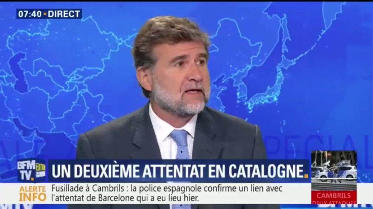 Attentat à Barcelone: 26 français blessés dont 11 grièvement https://t...