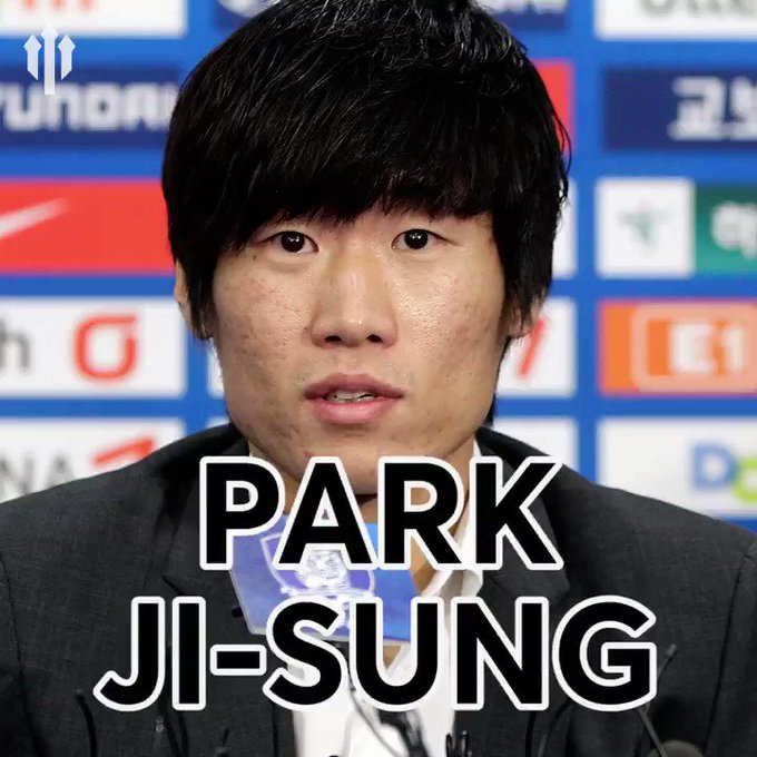 Happy birthday, Park Ji-Sung!  What a player!