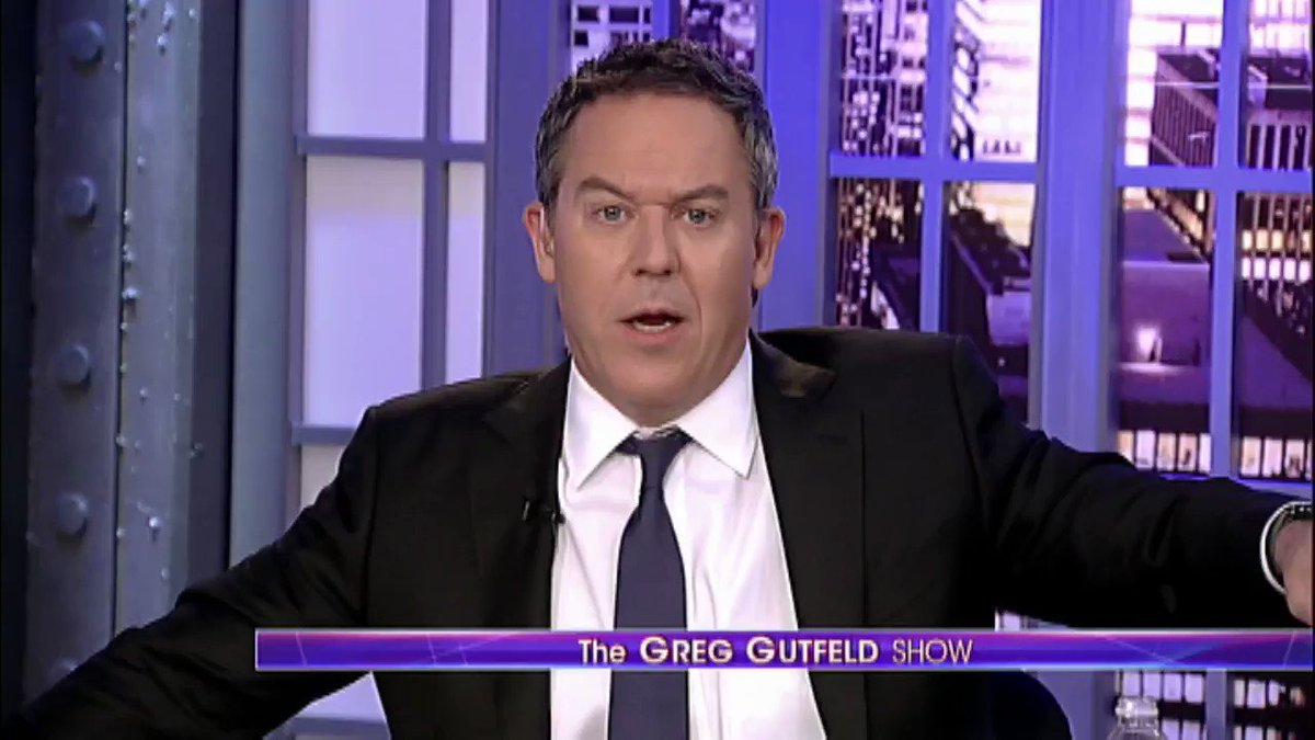 Greg Gutfeld Show on Twitter: