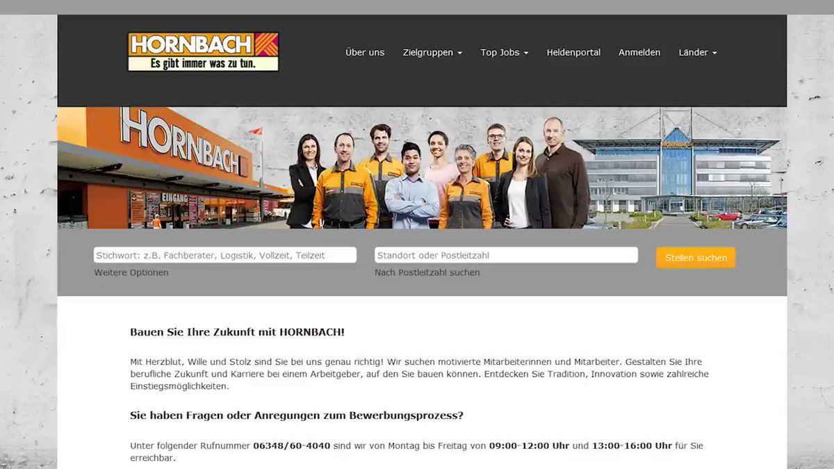 Learn how #SuccessFactors helped Hornbach, a DIY Store, compete for talent with retail giants: https://t.co/iQiAjEfRBS