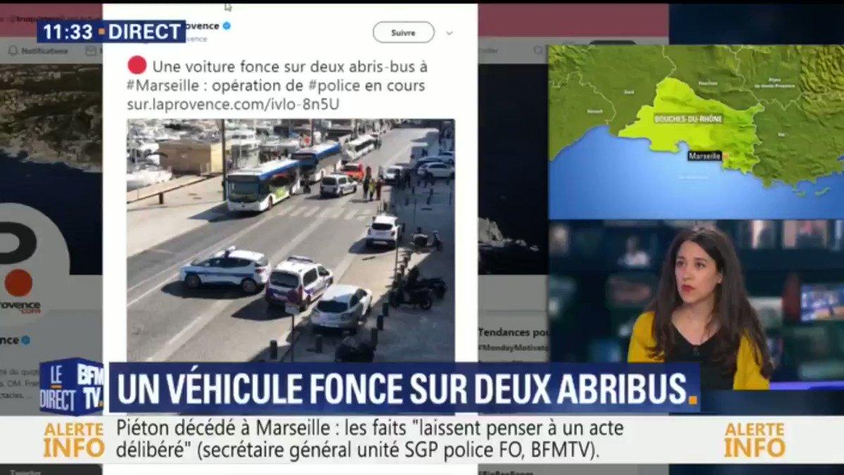 🔴 Ce que l'on sait sur la mort d'une femme fauchée à #Marseille ce mat...