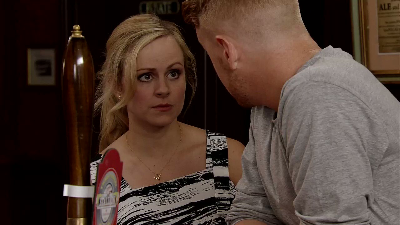 """RT @itvcorrie: """"If something sounds too good to be true, it probably is!"""" 💷💔💷 #Sarah #Gary #Corrie https://t.co/URuEuR3mGJ"""