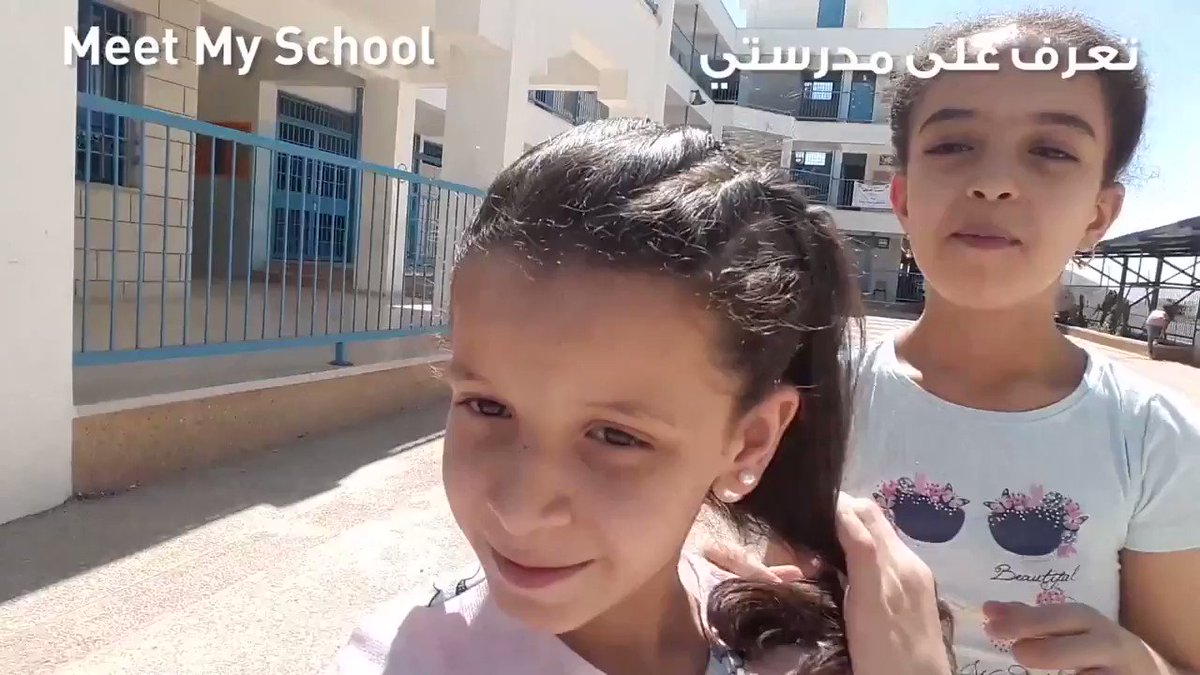 UNRWA has been a reliable provider of quality education #forPalestinerefugees for nearly 70 years. Funding reductions threaten those services. Help protect students like Dana and Rital by joining #DignityIsPriceless and #FundUNRWA at unrwa.org/donate