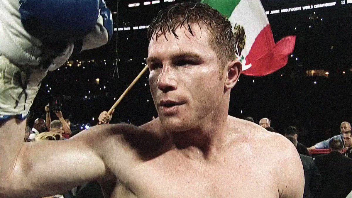 The best fight in boxing is still to come. #CaneloGGG https://t.co/Eo4cepRNjz
