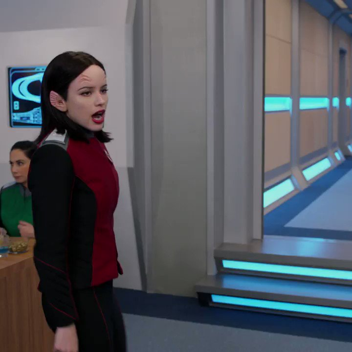 BOOM. 👸 🙌 💪  #TheOrville https://t.co/c2...