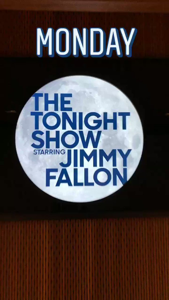 Tonight: Talk + performance with @ddlovato! Plus, @JohnCleese and more! #FallonTonight https://t.co/yB4JBqezg5