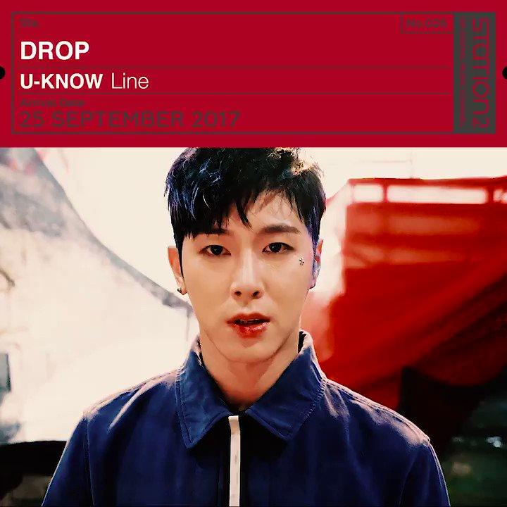 [#STATION] #TVXQ! WEEK #U_Know '#DROP' 2017.09.25 6PM(KST) https://t.c...